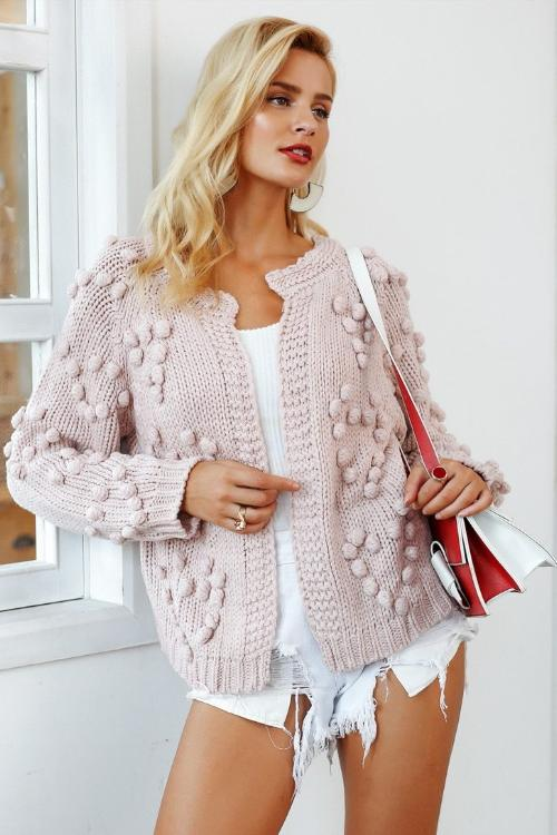 Arianne's Ball Cardigan