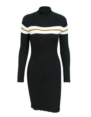 Carrie's Sweater Dress