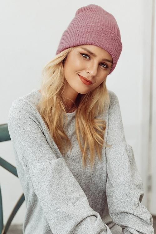 Kimberly's Knitted Beanie