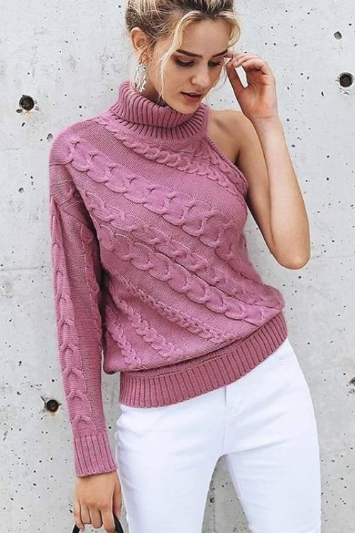 Thelma's Knitted Sweater