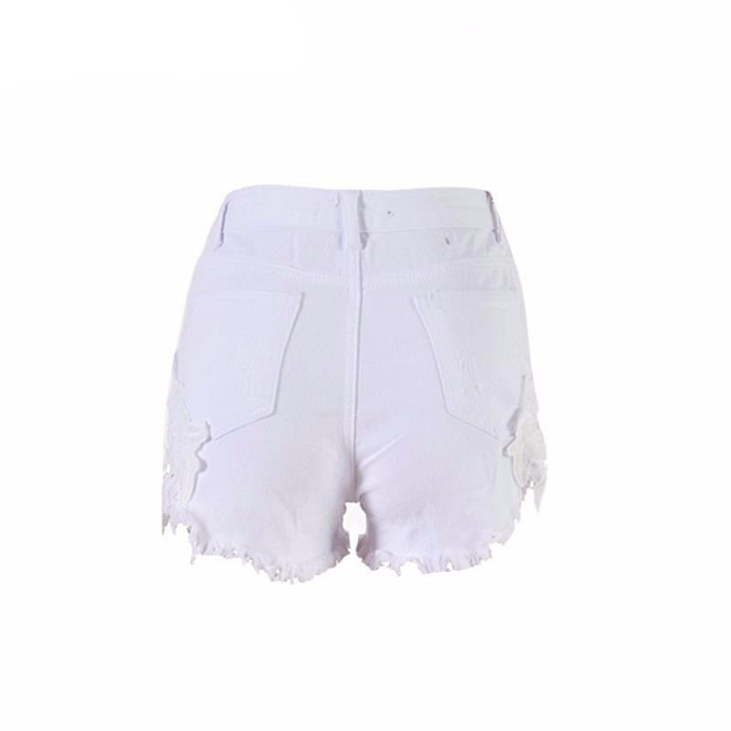 Lace Summer Shorts - BEHIND HEMLINES - 7