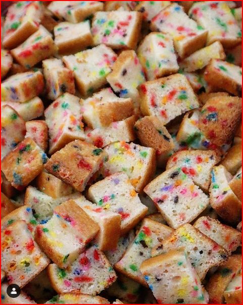 (1 BAG) BIRTHDAY BUTTER MOCHI MIX, Specialty Item, Limited Inventory, Makes 8x8 pan, Gluten Free!