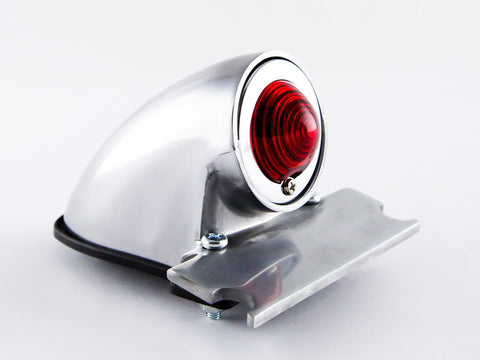 Tail Light, Sparto, Pointed Lens, Polished