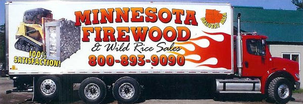 Red Oak Firewood Delivery