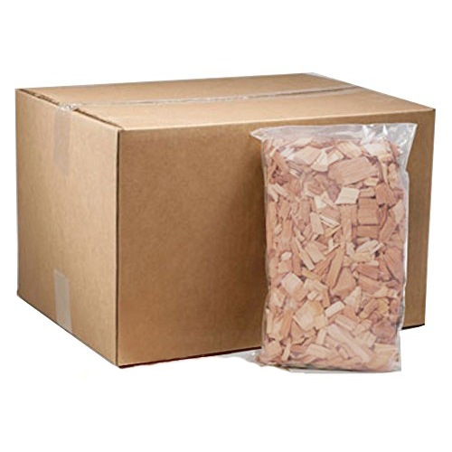 Premium Pecan Wood Chips For Smoking And BBQ Grilling