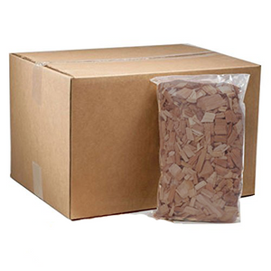 Premium Red Oak Wood Chips For Smoking And BBQ Grilling