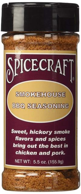 Spicecraft Smokehouse BBQ Seasoning
