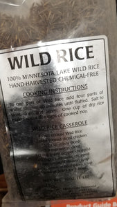 100% Minnesota Wild Rice