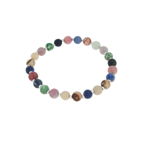 Armband Amber Rainbow Stone, in zwei Farben