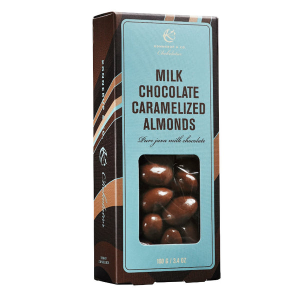 "Mandeldragees ""Milk Chocolate"""