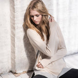 Pullover Louise sand