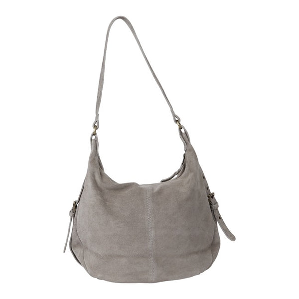 Schultertasche Tina taupe