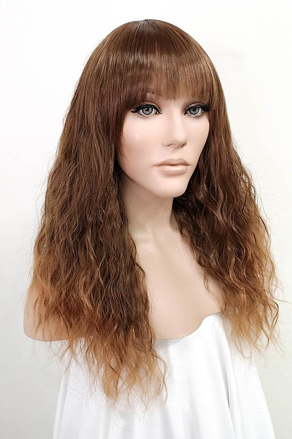 "20"" Brown Fashion Synthetic Wig 50085 - StarLite Hair"
