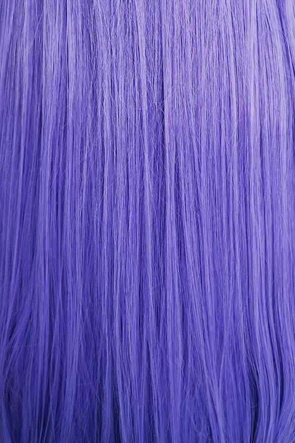 "30"" Purple Fashion Synthetic Hair Wig 40040"