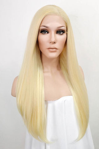 "15"" Brunette Fashion Synthetic Hair Wig 50005"