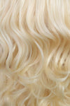 "26"" Golden Blonde Lace Front Synthetic Wig 20037 - StarLite Hair"