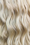 "24"" Light Ash Blonde Lace Front Synthetic Wig 20053 - StarLite Hair"