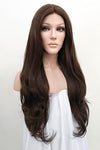 "26"" Dark Brown Lace Front Synthetic Wig 20082 - StarLite Hair"
