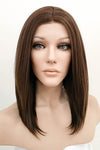 "16"" Mixed Brunette Lace Front Synthetic Wig 20235 - StarLite Hair"