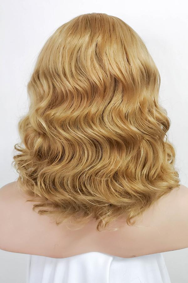 "11"" Medium Blonde Lace Front Synthetic Wig 20150 - StarLite Hair"