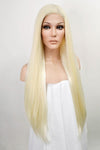 "30"" Light Blonde Lace Front Synthetic Hair Wig 20157 - StarLite Hair"