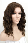 "14"" Brunette Lace Front Synthetic Hair Wig 20256 - StarLite Hair"