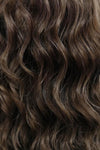 "14"" Brunette Lace Front Synthetic Hair Wig 20256"