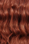 "14"" Auburn Lace Front Synthetic Wig 20218"