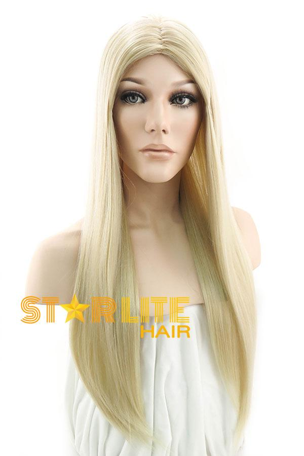 "24"" Mixed Blonde Fashion Synthetic Hair Wig 50012 - StarLite Hair"