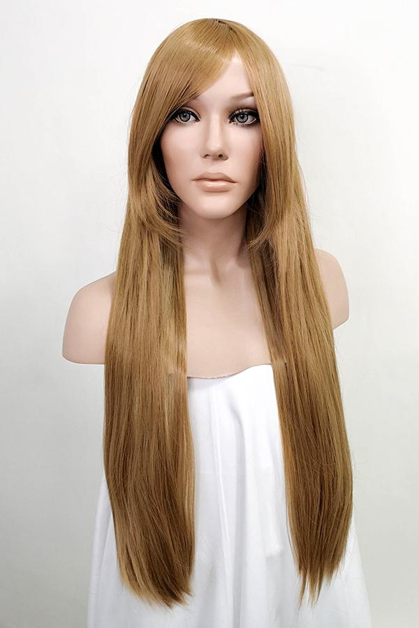 "24"" Dark Blonde Fashion Synthetic Hair Wig 50040 - StarLite Hair"