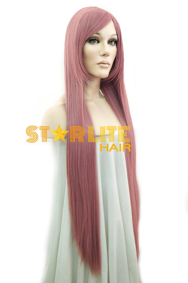 "39"" Milkshake Pink Fashion Synthetic Hair Wig 50148 - StarLite Hair"