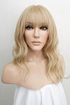 "18"" Blonde Fashion Synthetic Hair Wig 50229 - StarLite Hair"