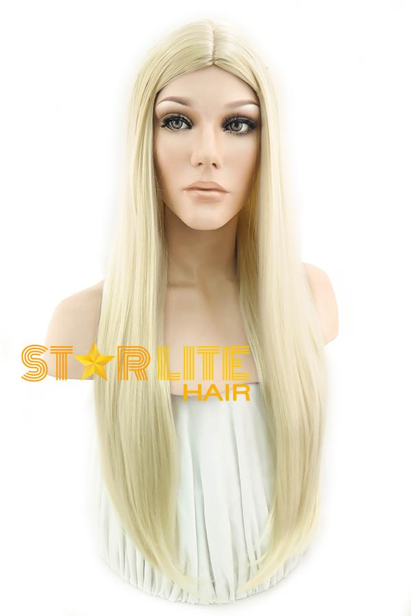 "25"" Light Blonde Fashion Synthetic Wig 50058 - StarLite Hair"