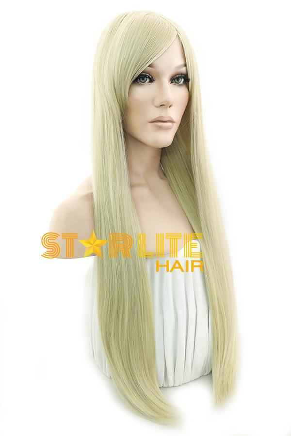"30"" Blonde Fashion Synthetic Hair Wig 50153 - StarLite Hair"