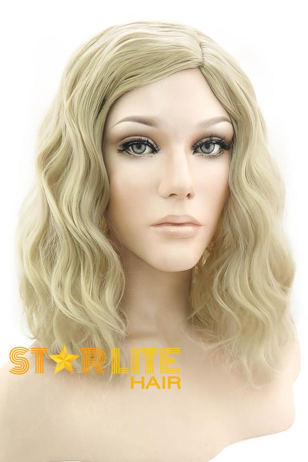 "14"" Blonde Fashion Synthetic Hair Wig 50125 - StarLite Hair"
