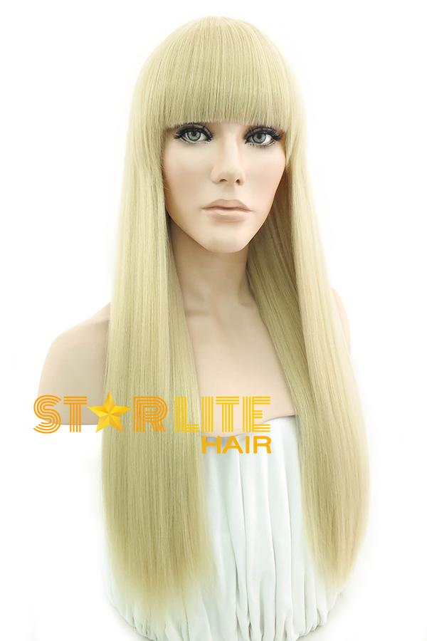 "26"" Blonde Fashion Synthetic Wig 50070 - StarLite Hair"