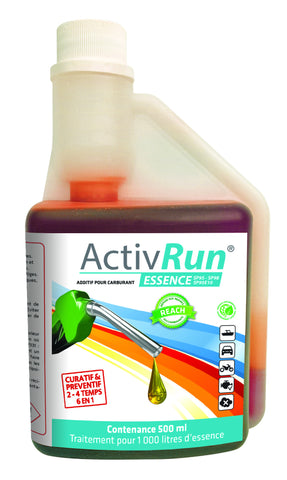 PACK 1 bidon HT96+ & 1 bidon d'ActivRun ESSENCE 500ml