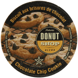 Authentic Donut Shop Blend Coffee Chocolate Chip Cookie 24 Count