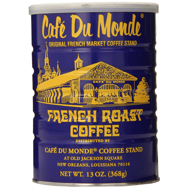 Cafe Du Monde Coffee French Roast 13-Ounce
