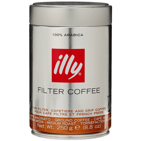 illy Ground Coffee Drip Grind