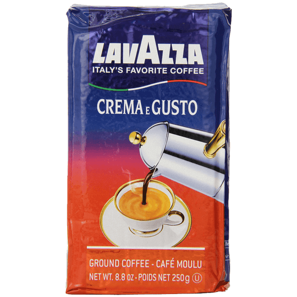 Lavazza Crema e Gusto - Ground Coffee