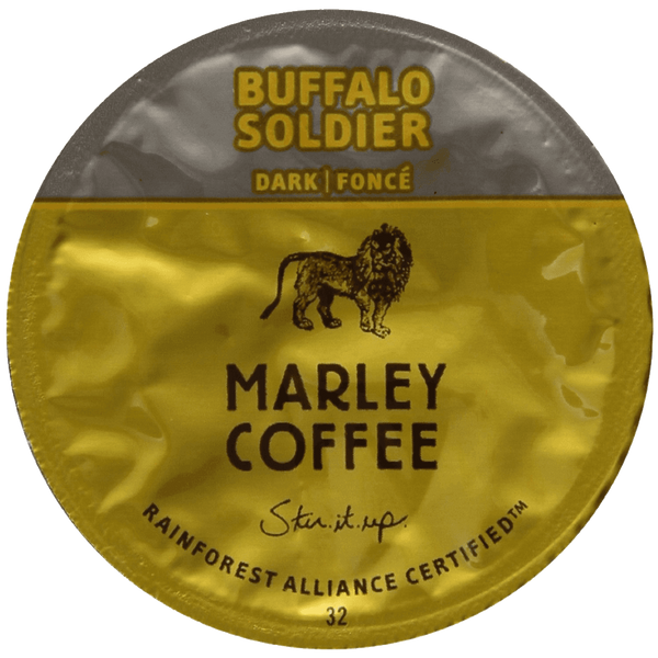 Marley Coffee Buffalo Soldier 24 Count