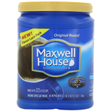 Maxwell House Original Roast Ground Coffee 42.5 Ounce Value Container