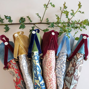 Morris and Co Christmas Stockings