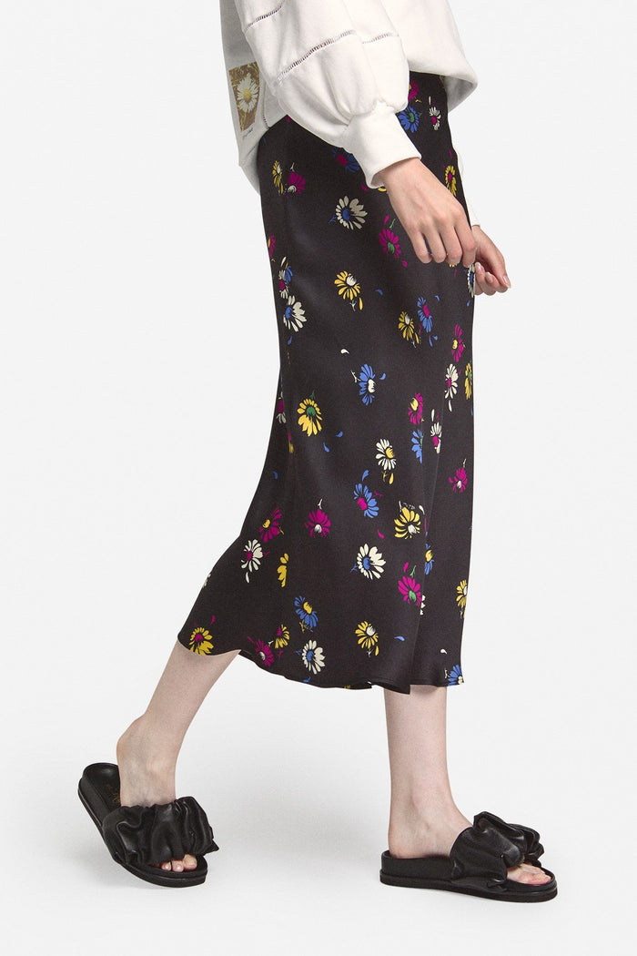 OTTOD'AME Floral Skirt