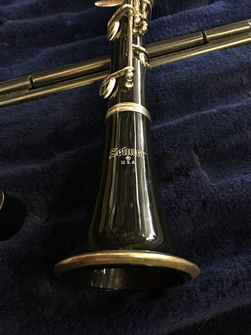 Selmer 400 Model Clarinet (used)