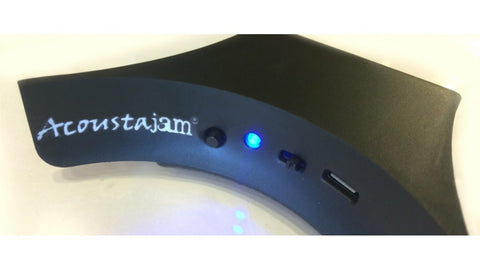 Acoustajam Bluetooth Soundhole Amp