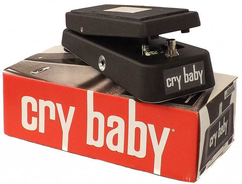 Dunlop Crybaby Pedal