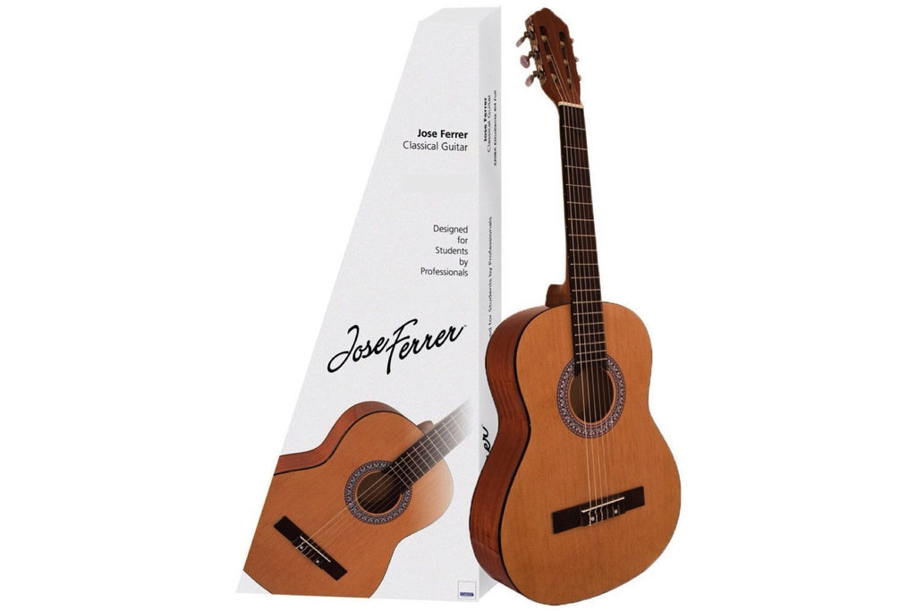 Jose Ferrer – Student Classical Guitars