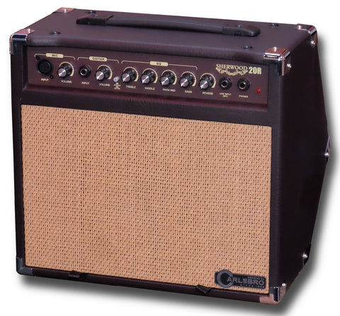 Carlsbro Sherwood 20R - Acoustic guitar amplifier